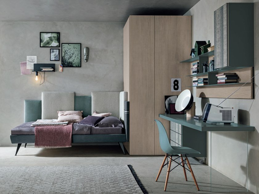 Teenage bedroom COMPOSITION 05 by Gruppo Tomasella