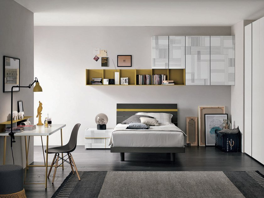 Teenage bedroom COMPOSITION 06 by Gruppo Tomasella