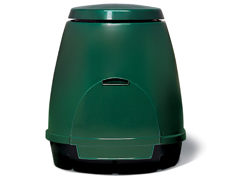 Home composting unit for small-to-medium sized gardens COMPOSTER 310 by MATTIUSSI ECOLOGIA