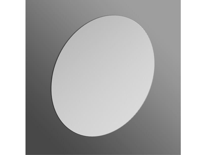 Espelho redondo com luzes integradas para banheiro CONCA - T3958BH by Ideal Standard