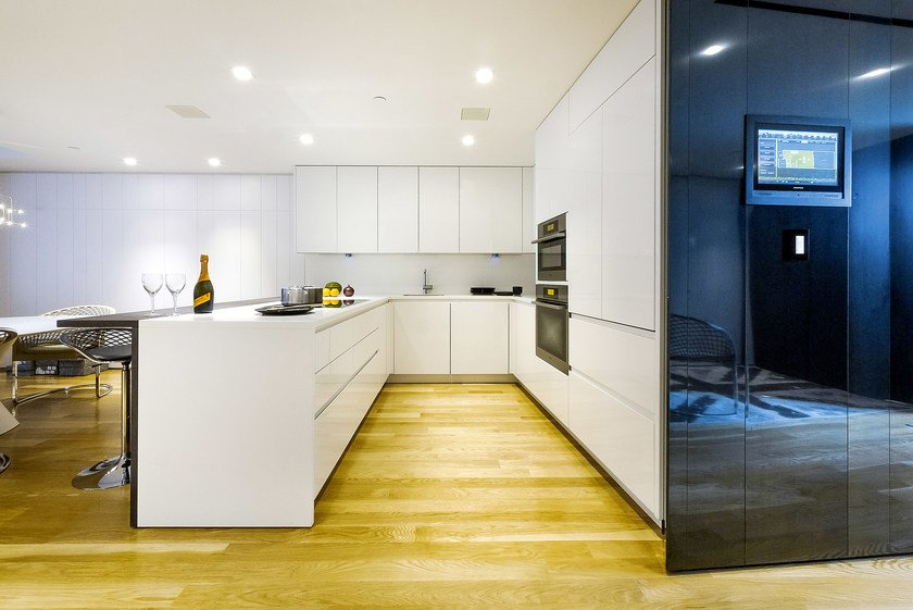 T45 | Corian® kitchen Concept Collection By TM Italia Cucine design ...