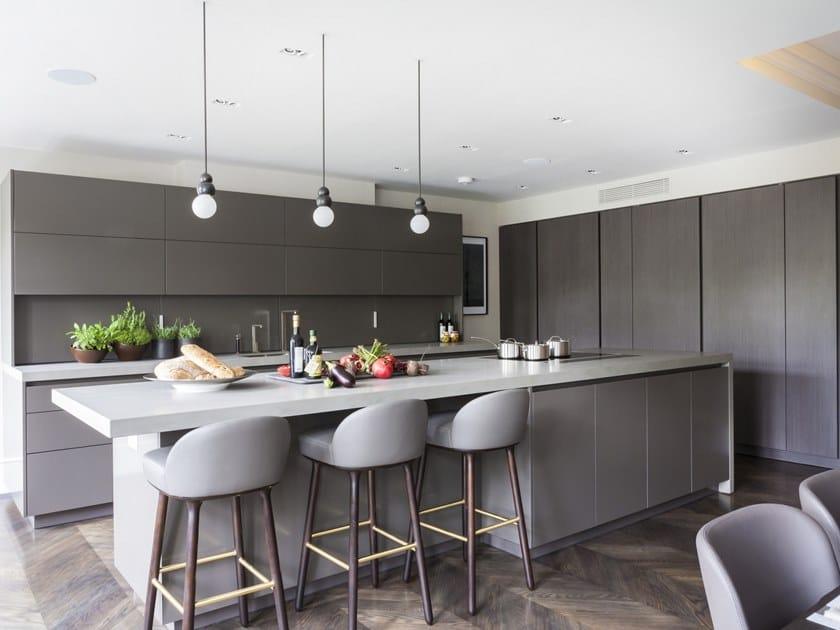 kucheninsel mit spule und kochfeld masse - best home ideas