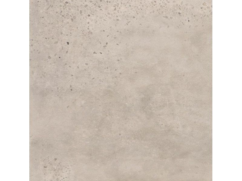 Porcelain stoneware flooring with concrete effect CONCRETE IVORY by Ceramica Fioranese