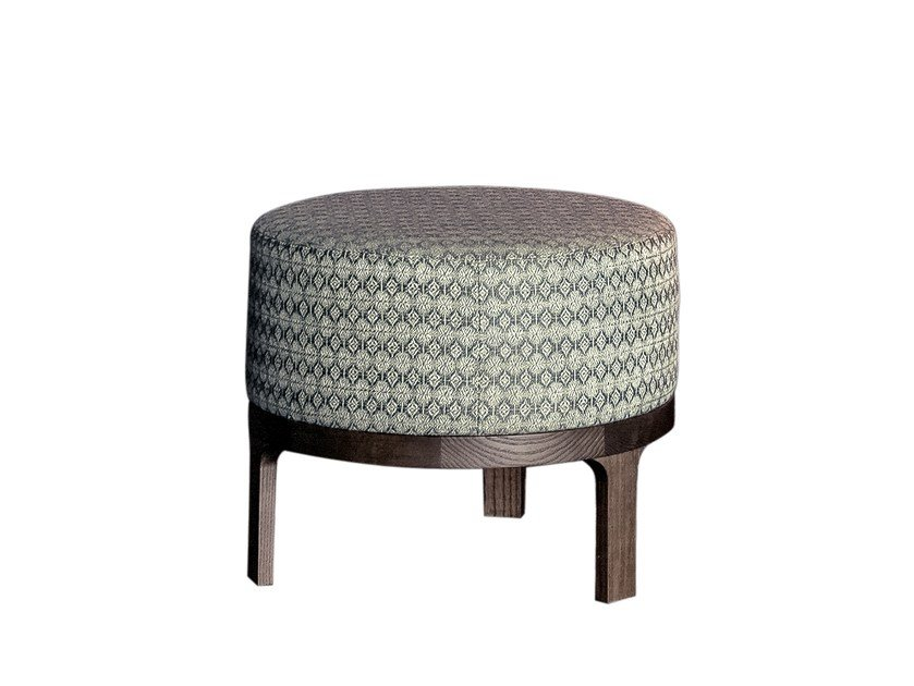 Round pouf CONDE' | Pouf by Twils