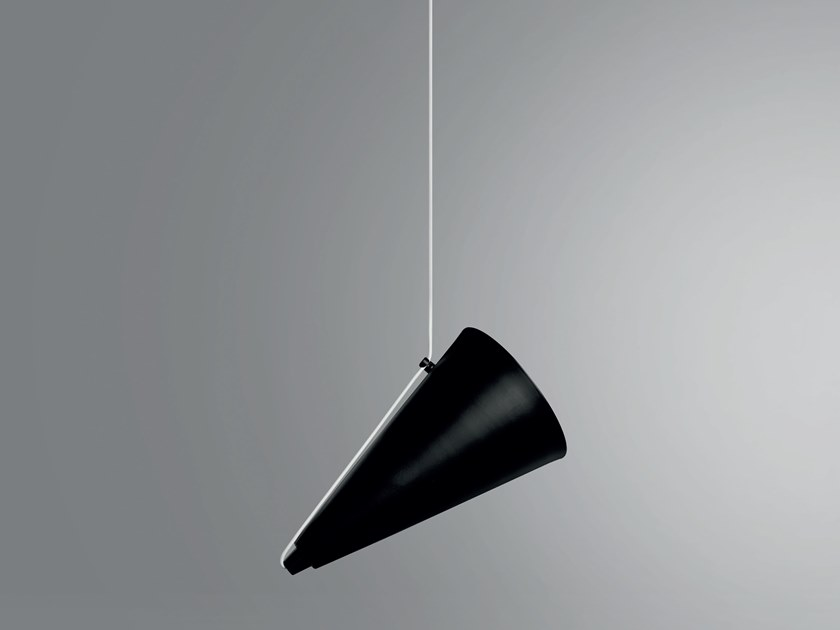 LED pendant lamp CONE by Cattaneo