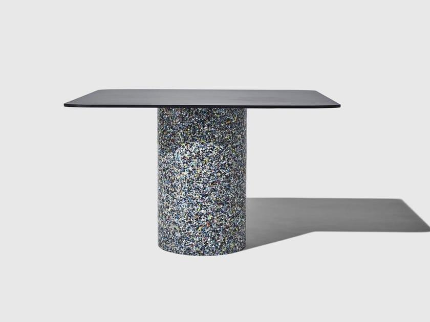 Tavoli Di Plastica Quadrati.Confetti Tavolo Quadrato Collezione Confetti By Designbythem