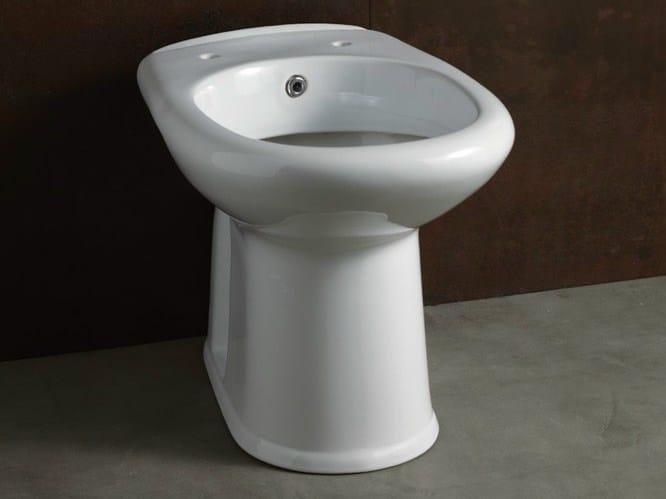 Ceramic toilet with bidet CONFORT | Toilet with bidet by Alice Ceramica