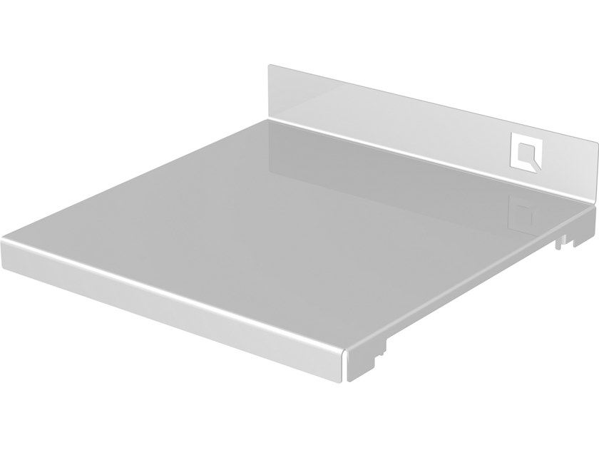 Stainless steel barbecue top CONNECT by oneQ