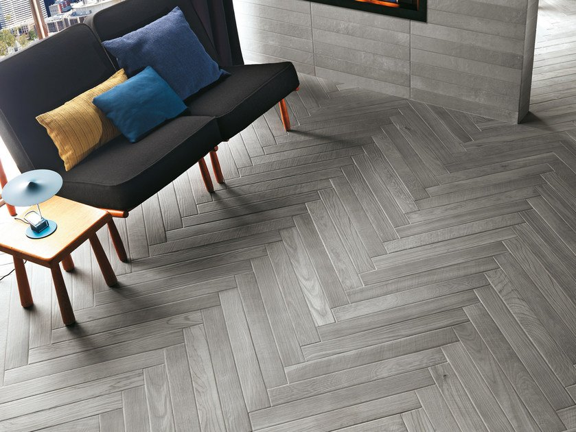 Porcelain stoneware flooring CONNECTION | Flooring by FAP ceramiche