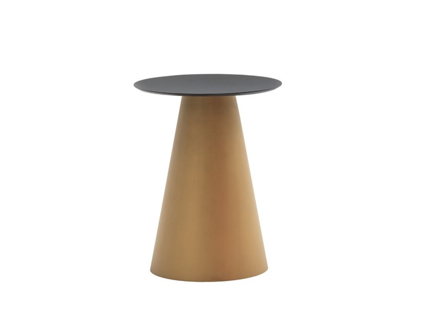 Metal table base CONO 4001 by Montbel