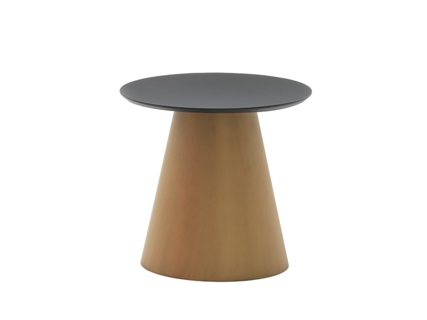 Metal table base CONO 4002 by Montbel