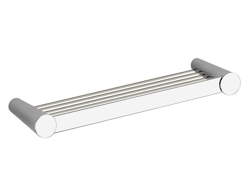 Metal bathroom wall shelf CONO ACCESSORIES 45549 by Gessi