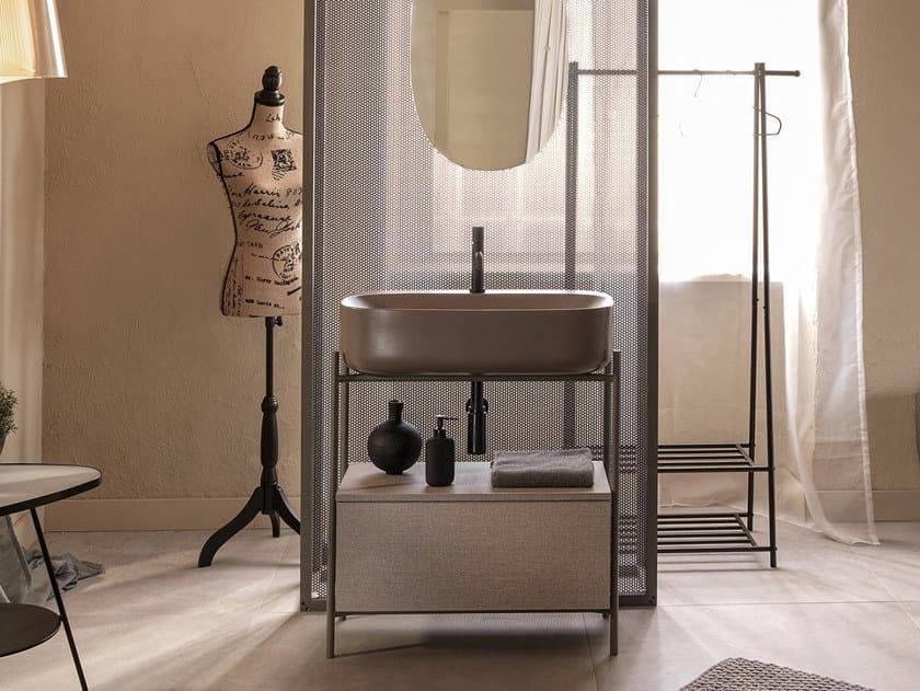 DIVA | Mobile lavabo con cassetti