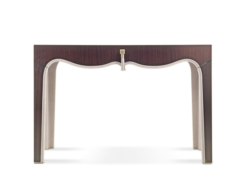 Rectangular wooden console table ROYAL | Console table by Gianfranco Ferré Home