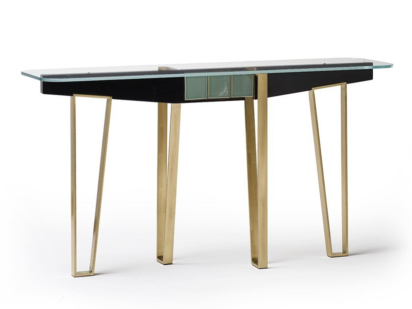 Rectangular console table Console table by MARIONI
