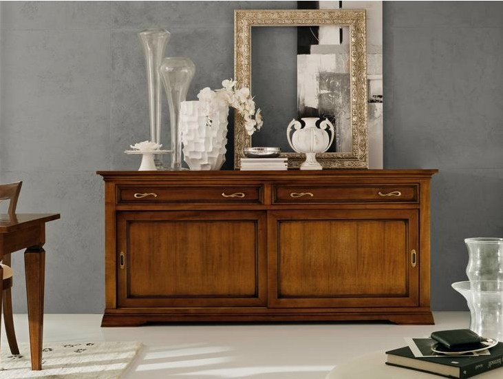 Sideboard with sliding doors CONTESSA | Sideboard by Devina Nais