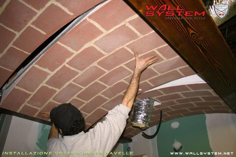Idee ispirate al soffitto a volta nel design degli interni tipi