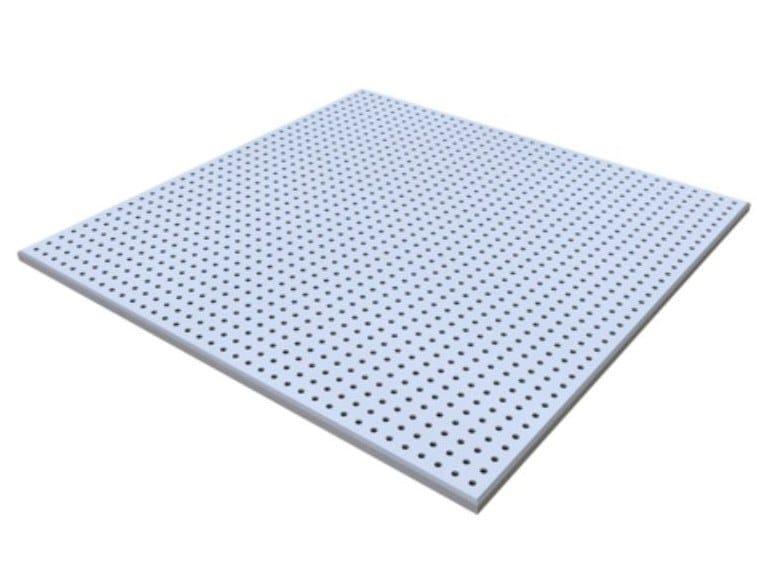 Gypsum ceiling tiles CONTUR GLOBE G1 by Knauf Italia