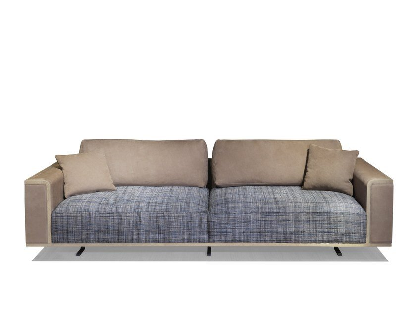 2 seater fabric sofa CONVENTION | 2 seater sofa by Visionnaire