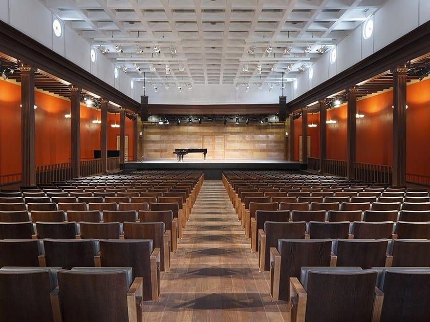 Auditorium seats CONVENTION DZINTARI | Auditorium seats by RIGA CHAIR