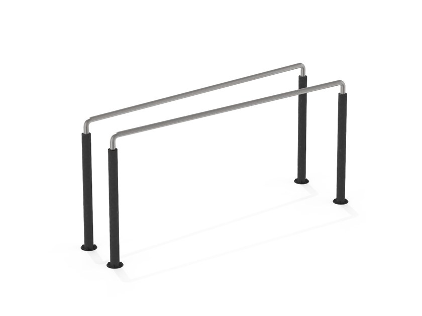 Fitness machine CONVERGING BARS by MyEquilibria