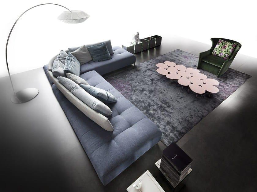 Sectional sofa CONVERSATION By ERBA ITALIA design Giorgio ...