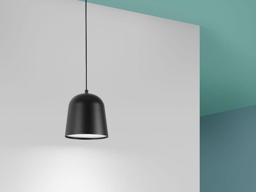 Lámpara colgante LED de aluminio CONVEX LARGE by ZERO