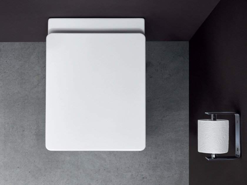 Floor mounted ceramic toilet COOL | Floor mounted toilet by Nic Design