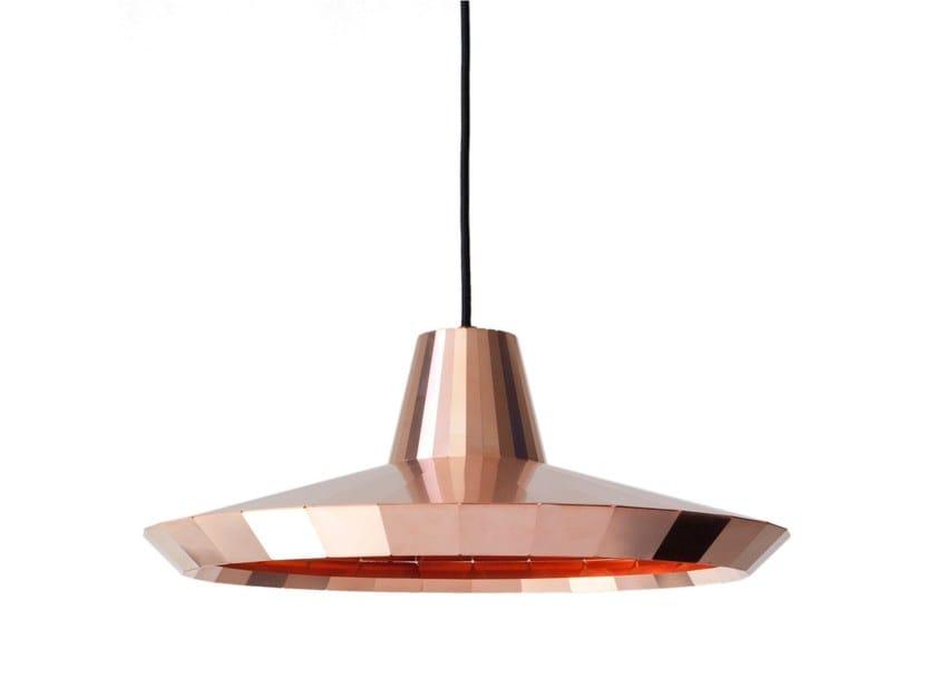 Handmade copper pendant lamp COPPER LIGHT CL 30 by Vij5