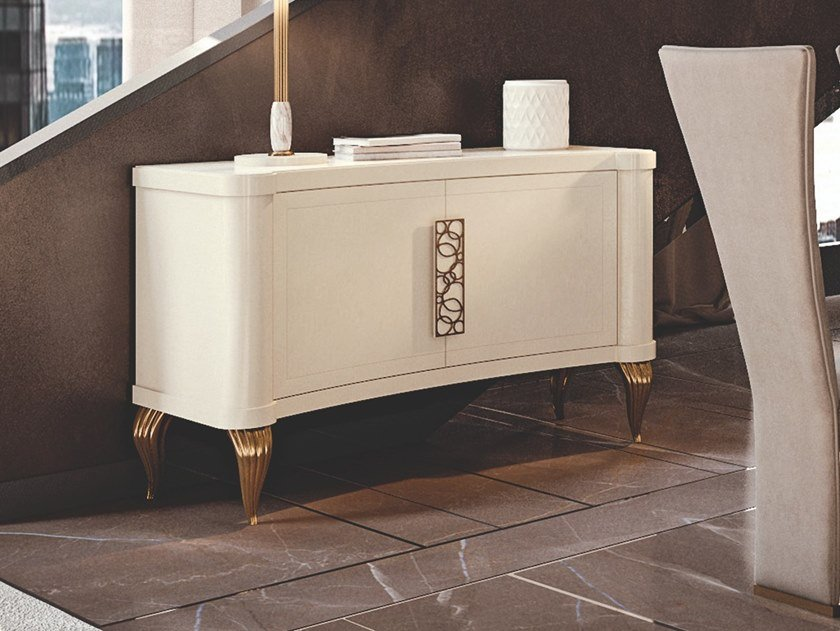 Sideboard with doors CORALLO by Valderamobili