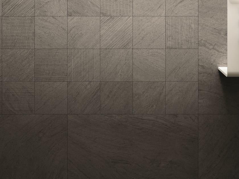 Indoor/outdoor wall/floor tiles CORE HAND by Ceramiche Caesar