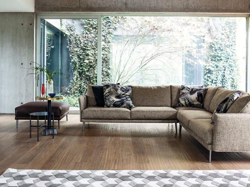 Corner fabric sofa FINN | Corner sofa by Twils Lounge