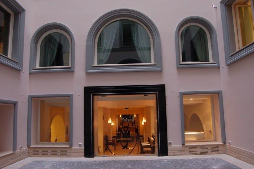 Cornici contorni per finestre by eleni for Cornici per facciate esterne