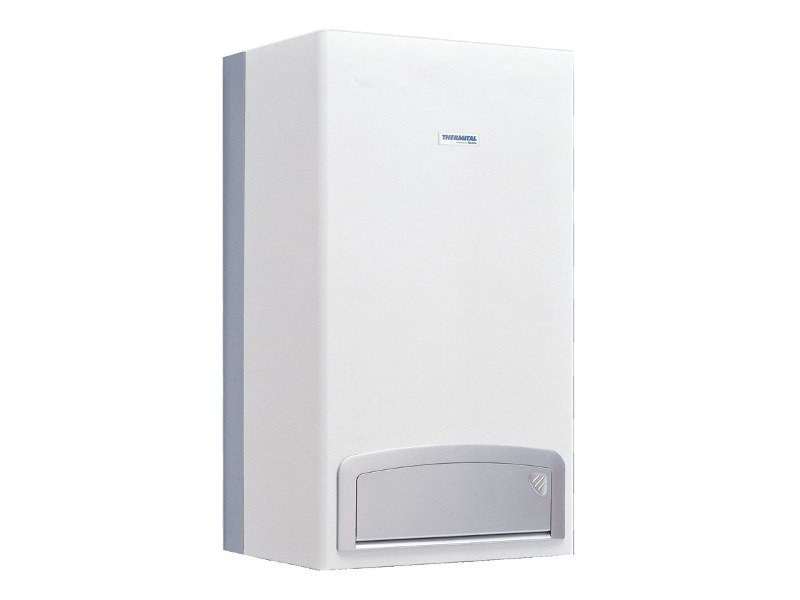 Electric indoor condensation boiler COROLLA 26 - 35 by THERMITAL