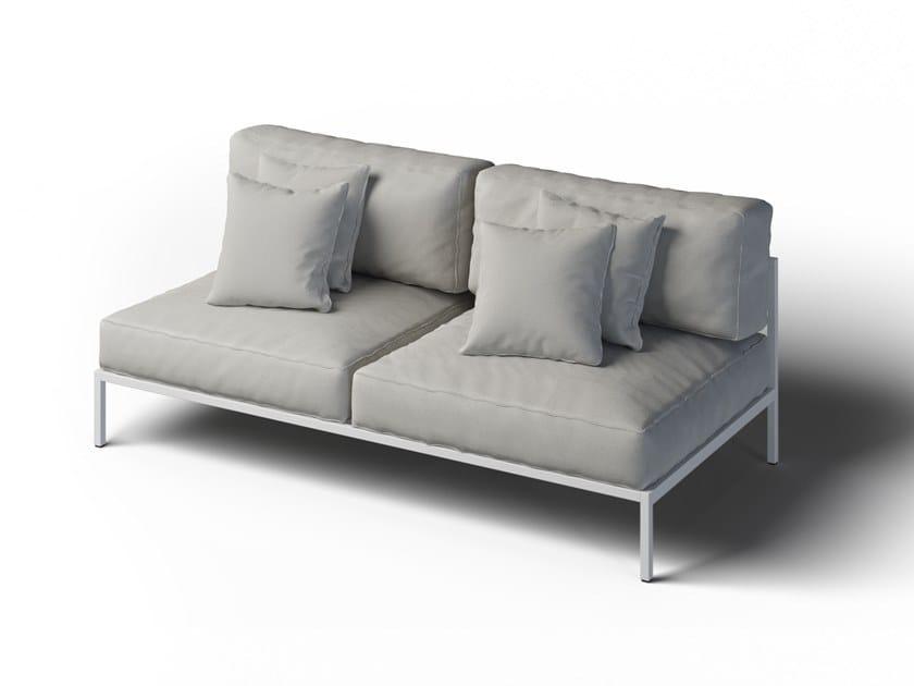 2 seater garden sofa COSI | Garden sofa by Laubo