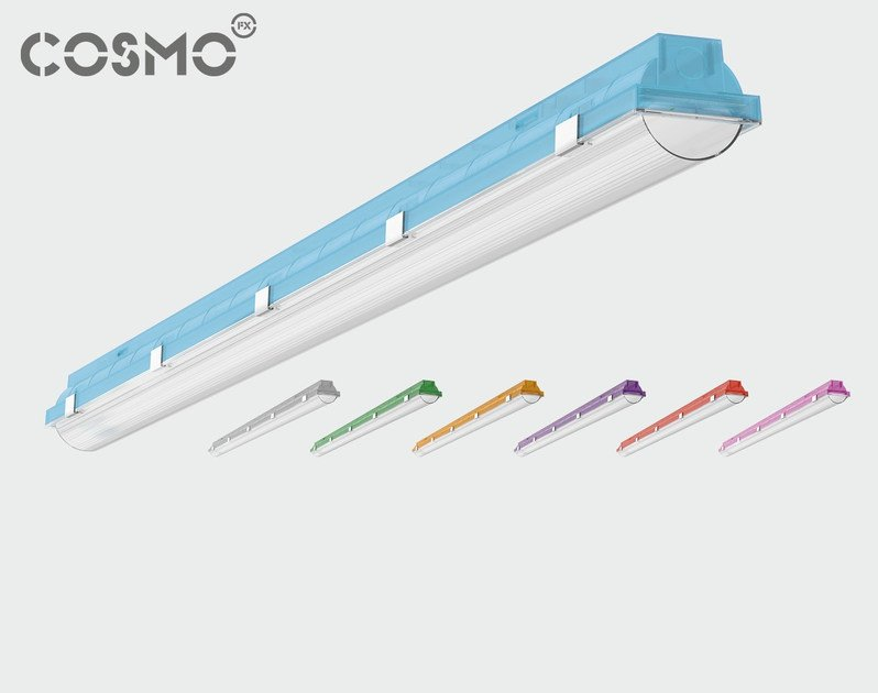 Polycarbonate ceiling lamp COSMO ORION by ES-SYSTEM