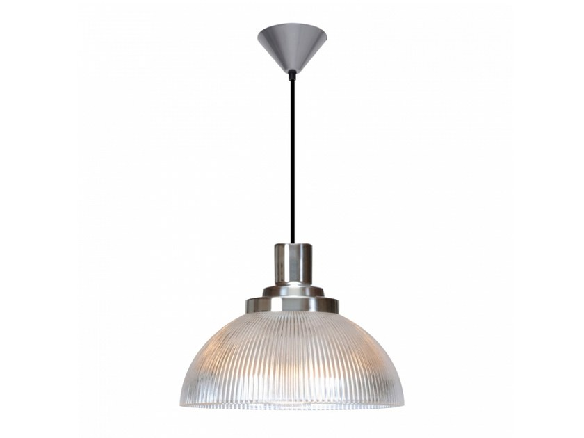 Glass pendant lamp with dimmer COSMO PRISMATIC | Pendant lamp by Original BTC