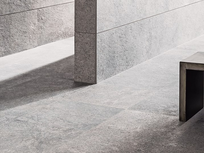 Wall/floor tiles with stone effect COSMOS by Venis