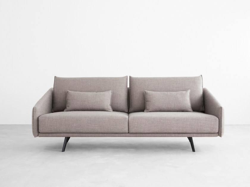 2 seater fabric sofa COSTURA | 2 seater sofa by STUA