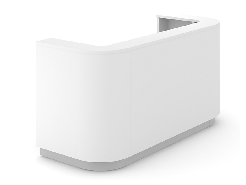 Office reception desk COSY by NARBUTAS