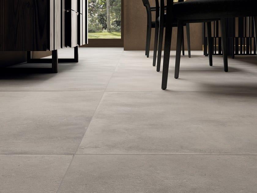 Pavimento/rivestimento in gres porcellanato a tutta massa effetto cotto COTTOFAENZA W by LaFaenza