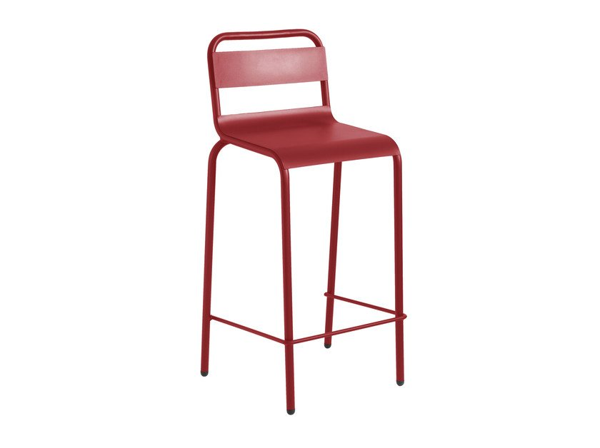 Powder coated aluminium garden chair BIARRITZ | Chair by iSimar