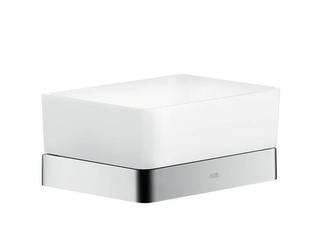 Countertop soap dish AXOR UNIVERSAL | Countertop soap dish by hansgrohe