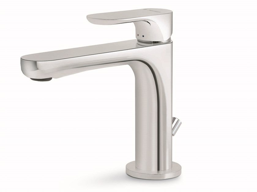Countertop single handle washbasin mixer LINFA II | Countertop washbasin mixer by newform
