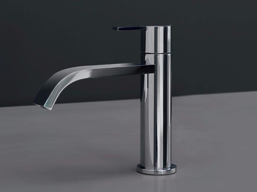 Countertop single handle washbasin mixer SOLO | Countertop washbasin mixer by Nic Design