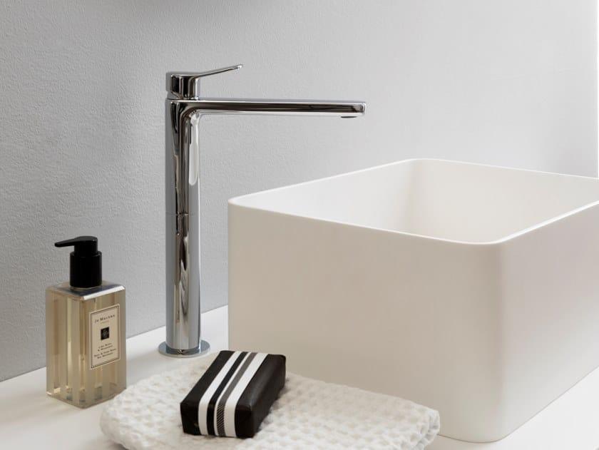 Countertop single handle washbasin mixer BRIM | Countertop washbasin mixer by ZUCCHETTI