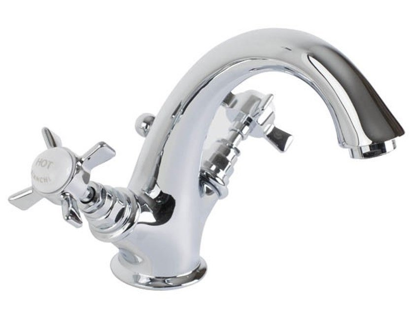 Countertop 1 hole washbasin tap OLD ENGLAND | Countertop washbasin tap by BIANCHI RUBINETTERIE