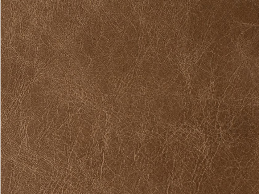 Solid-color leather fabric COUNTRY by Elastron