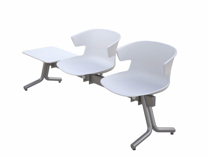 Polypropylene beam seating COVE   Beam seating by Quadrifoglio