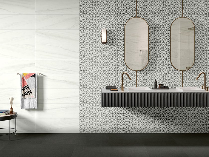 Indoor ceramic wall tiles COVELANO BIANCO by Revigrés